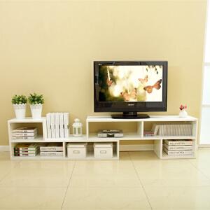 美达斯 电视柜 伸缩电视柜组合 客厅卧室简约电视柜 小户型储物电视柜地柜
