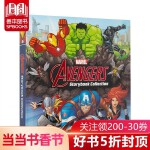 Avengers Storybook Collection,漫威复仇者联盟故事集 英文儿童故事 适合4-8岁
