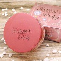 贵妇(DIAFORCE)ruby粉色红宝石眼膜贴60片装新老款随发