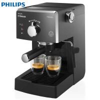 Philips/飞利浦 HD8323意式非胶囊咖啡机浓缩家用半自动泵压式 纪念款