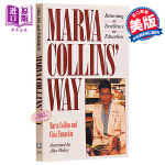 【中商原版】英文原版 Marva Collins' Way: Updated 马文柯林斯的教育方法 修订版