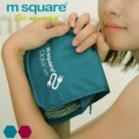 旅行数码收纳包 整理袋 移动硬盘包电源数据线配件包