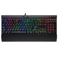 【当当正品店】美商海盗船(USCorsair)机械键盘 104键 Gaming系列 K70 LUX RGB 幻彩背光机