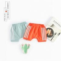 男童女童运动裤宝宝短裤小童夏季薄款2休闲裤子0小孩1婴儿童装3岁