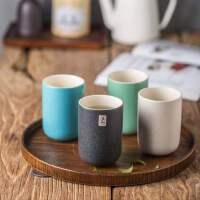 陶典马克杯简约情侣创意日式杯子陶瓷牛奶杯早餐杯喝水杯麦片杯