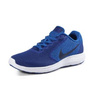 【新品】NIKE耐克男鞋跑步鞋Revolution 3减震透气运动鞋819300-408