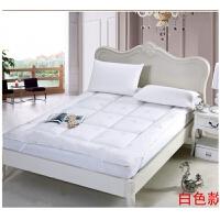 床垫羊毛加厚榻榻米床褥子1.2X1.5X1.8X2X2.2米可折叠