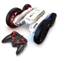 特技翻斗车充电动翻滚越野四驱漂移遥控汽车男孩儿童玩具