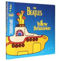 正版 披头士乐队:黄色潜水艇 电影原声带 专辑CD