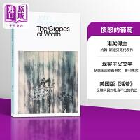 【中商原版】愤怒的葡萄/斯坦培克 英文原版 The Grapes of Wrath 进口图书 John Steinbeck 经典文学 英文原版书 英文书