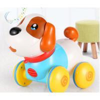 玩具狗狗走路��叫唱歌拉�狗�C器��有」�和�
