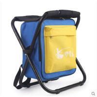 多功能背包钓鱼马扎座椅折叠椅钓椅带包可背钓鱼椅折叠便携钓鱼凳子