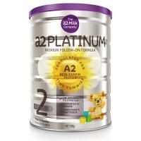 A2.澳洲 platinum白金版酪蛋白儿童奶粉 婴儿奶粉 婴幼儿奶粉新西兰原装 2段(6-12月)900g