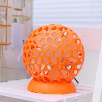 USB迷你球型桌面风扇-橙色(619)
