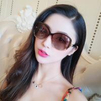 款狐狸头墨镜女士潮流太阳眼镜时尚大框韩版眼镜网红墨镜防紫外线