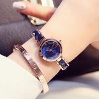 女士手表�r尚小表�P手表女�W生��s防水�r�b手�表