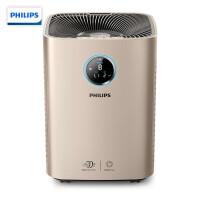 飞利浦(PHILIPS)空气净化器 家用除雾霾除甲醛除颗粒物PM2.5除过敏源实时数显 手机智控 AC5665/00
