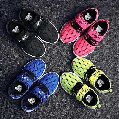 男童鞋春秋季大童男孩鞋子10小学生12透气15岁网鞋儿童运动鞋