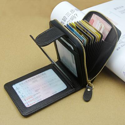 头层牛皮卡包男士多卡位皮卡套女式行驶证驾驶证套二合一证件包 发货周期:一般在付款后2-90天左右发货,具体发货时间请以与客服协商的时间为准