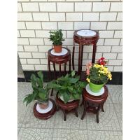 仿古木质实木花架子花盆底座盆景架子客厅绿萝中式阳台吊兰架