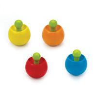 【特惠】Hape倒立陀螺3岁以上婴幼玩具木制玩具 单只