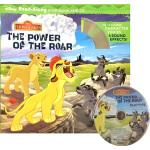 狮子王2 英文原版绘本 3 6岁 The Lion Guard The Power of the Roar 有声独立阅
