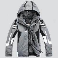 2018上衣外套 男士滑雪服防水防风高端 可抵抗寒零下30度新品