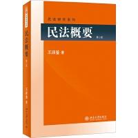 民法概要(第2版)/民法研究系列