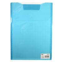 得力5519 A4档案袋PP材料彩色票据收纳文件资料 公文袋试卷整理袋