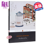 【中商原版】[英文原版]The Book of Tea (Penguin Classics)