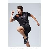 2018中国风羽毛球服套装短袖T恤 情侣款运动训练透气网球服团队服 XXX