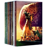 纳尼亚传奇全集7本套装 英文原版童书 The Chronicles of Narnia Movie Tie-in Bo