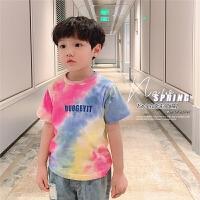 男童T恤短袖儿童百搭休闲短T上衣儿童小宝宝夏季体恤
