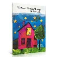 The Secret Birthday Message 秘密的生日信息 Eric Carle 艾瑞・卡尔  蒂姆收到了一封密码信,通过线索找到生日惊喜! 大开本