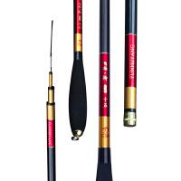 鲫鱼竿超轻超细超硬4.5米台钓竿37调鲫竿杆手竿碳素钓鱼竿