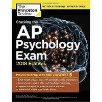 Cracking the AP Psychology Exam, 2018 Edition 普林斯顿