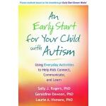 【预订】Early Start for Your Child with Autism: Using Everyday