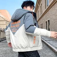 冬装新款加厚棉衣男外套潮流短款棉袄冬季韩版棉服