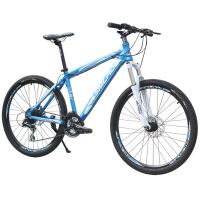 自行车27速禧玛诺铝合金山地车碟刹山地车
