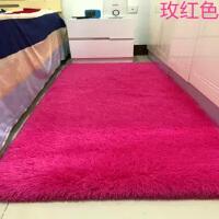 加厚地毯卧室客厅茶几床边飘窗榻榻米房间满铺少女心毛毯脚垫地垫