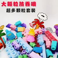 软胶积木6个月0-1-2岁宝宝早教玩具软体积木大块