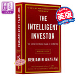 【中商原版】The Intelligent Investor 本杰明・格雷厄姆 聪明的投资者英文版 英文原版
