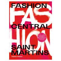 服装设计书 Fashion Central Saint Martins 伦敦中央圣马丁学院历史服装设计 英文服装设计书籍