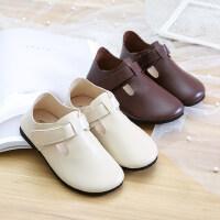儿童公主皮鞋女童单鞋鞋子韩版百搭演出鞋女宝宝瓢鞋