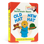 顺丰发货 进口图书 Bright and Early Board Books系列 The Berenstain Bea