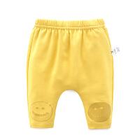 女童婴儿裤子新款女宝宝打底裤5-2-3个月韩版儿童装春秋装