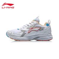 李宁跑步鞋女鞋2020新款减震时尚潮流鞋子女士低帮运动鞋ARLQ012