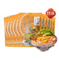 李子柒 螺蛳粉柳州螺狮粉广西特产11袋方便面速食粉丝【非礼盒装】