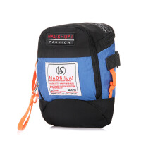新款男女单肩斜挎包休闲挂包户外旅行小包防水运动腰包相机包