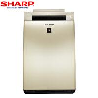 夏普(SHARP)空气净化器 KI-GF70-N 智能遥控除菌除甲醛雾霾PM2.5家用加湿器